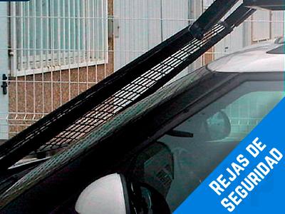 Rejas de Seguridad vehículos